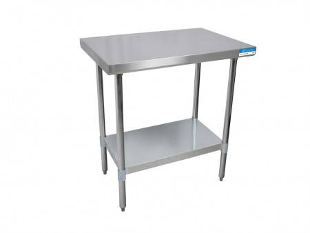 Stainless Steel Prep Tables in Richmond, VA